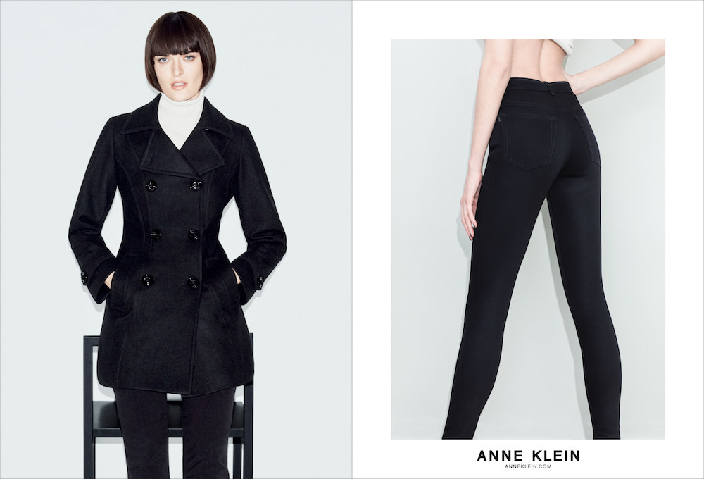 Anne Klein inked a deal with One Jeanswear Group to develop and distribute a new collection of women's denim and jeans beginning Fall 2020.