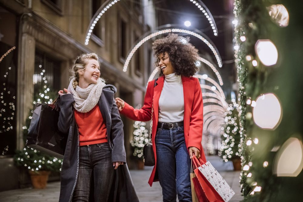This holiday, stores will look to social media, ship-to-store options and, of course, promotional pricing, to create a magical experience.