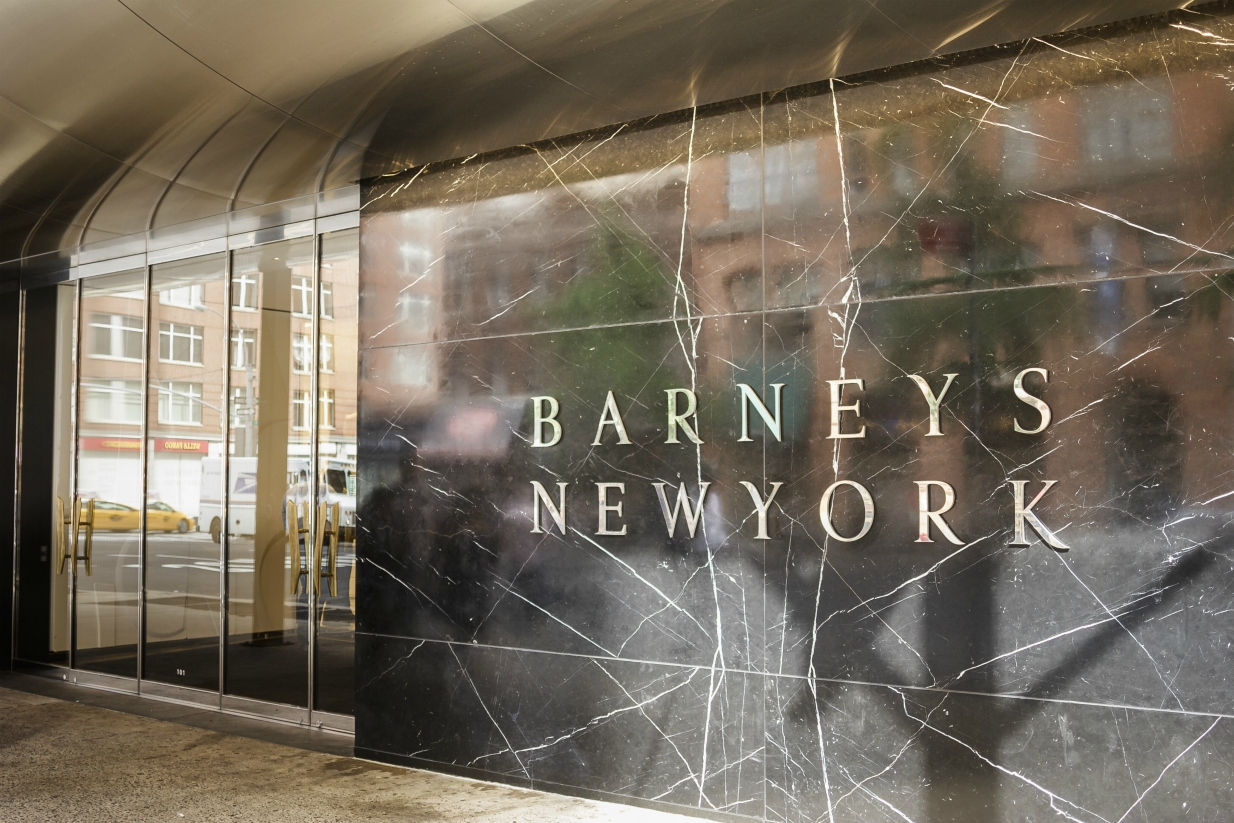 Bankrupt Barneys will reincarnate under the ownership Authentic Brands Group, which plans to launch shop-in-shops with Saks Fifth Avenue.