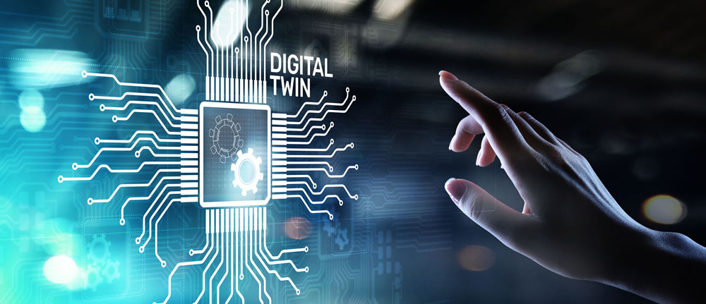 E2open defines and explains a digital twin, what digitizing the supply chain is, and the benefits that it can have for an apparel company.