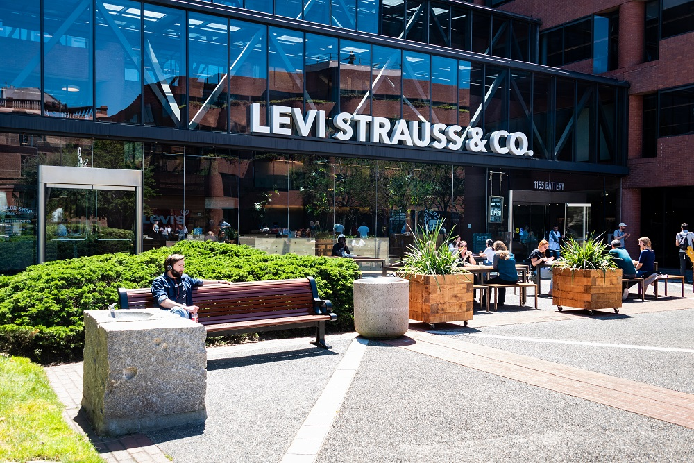 Levi Strauss & Co. announced key executive changes.