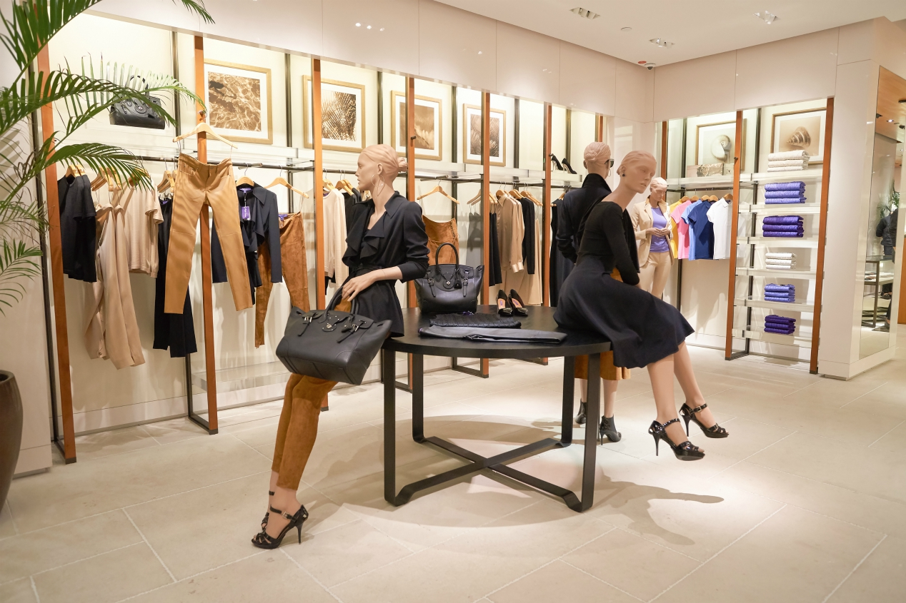 Ralph Lauren reported Q2 profit gains from a focus on creating immersive lifestyle experiences, but the riots dragged down Hong Kong sales.
