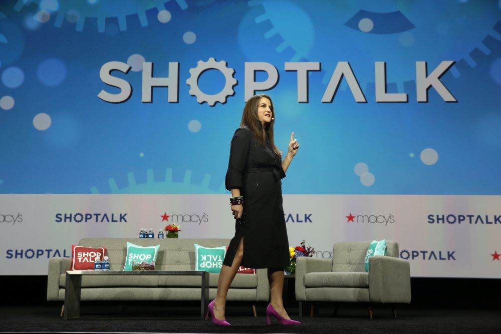 "At the Shoptalk 2020 retail conference, 100 percent of speakers will be women to ""move the needle"" on diversity and inclusion."