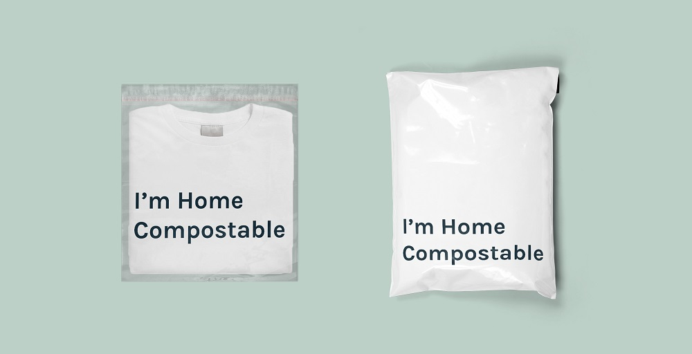 Sustainable sourcing platform Supply Compass launched a compostable, plastic-free packaging range for fashion brands using corn polymers.