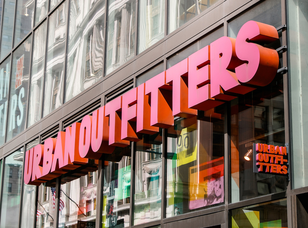 Urban Outfitters turned in a record third quarter despite underperforming sales in the women's apparel category