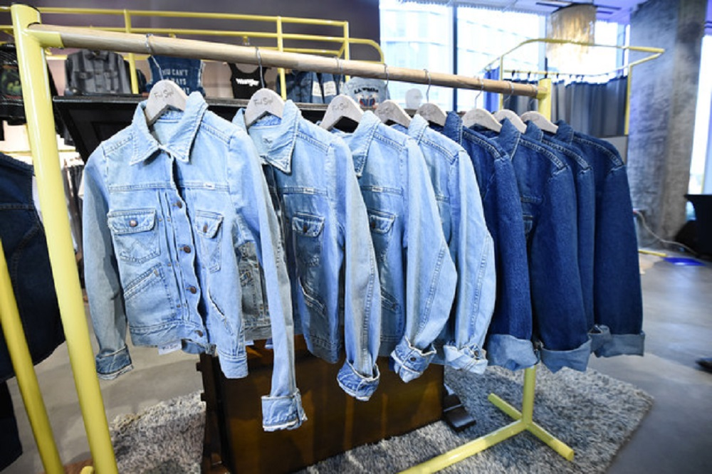 Wrangler will launch in China in 2020, and Kontoor sees an opportunity to grow its tops and T-shirt business to complement denim.