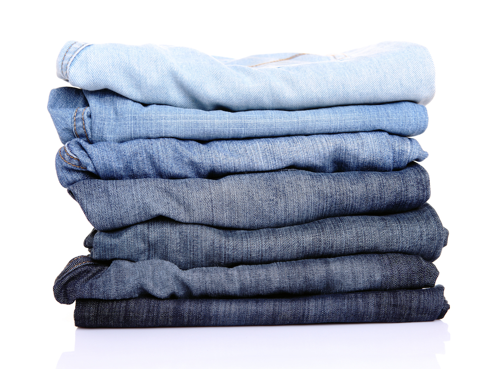 Cotton Inc.'s Blue Jeans Go Green program announced its Denim Stack Challenge, which encourages consumers to recycle unused clothing.