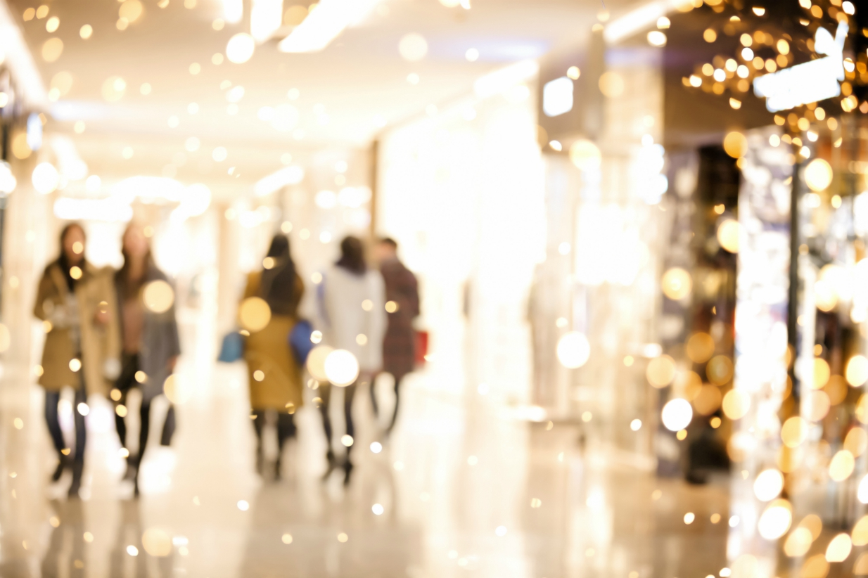 NRF and Census Bureau data shows October retail sales growth slowed, including slowing sales at apparel and accessories retailers.