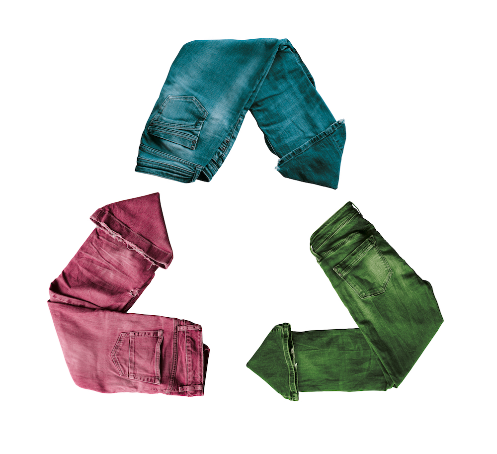 Lycra's EcoMade fibers Type 166E and 162E, made from pre-consumer recycled materials, have been certified to the Global Recycled Standard.