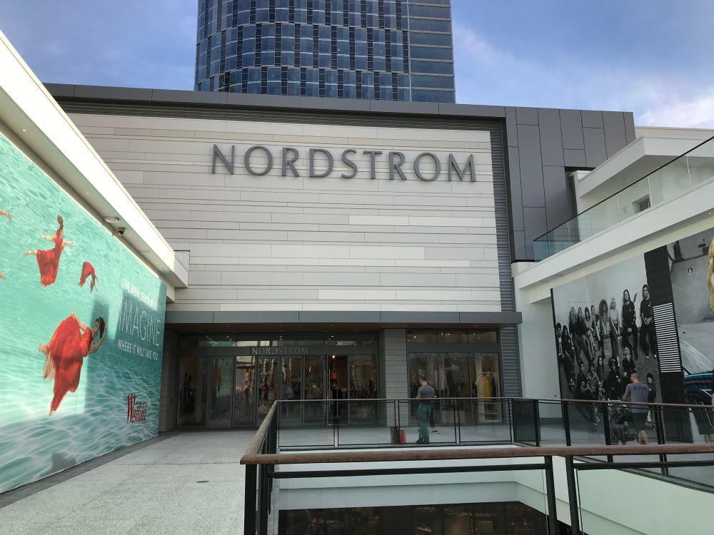Nordstrom is entering the apparel rental market, adding 25 new Rent the Runway drop-off boxes and contributing product to the platform.