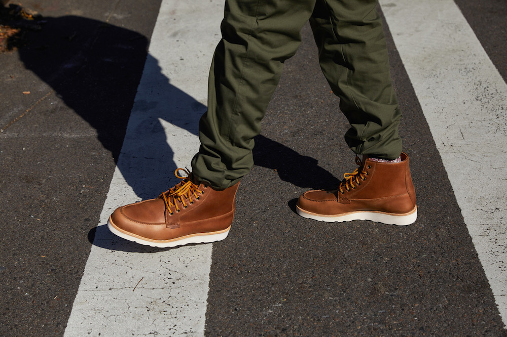 Direct-to-consumer footwear brand Oliver Cabell moved all sneaker production to Italy and launched a new category, boots, made in Spain.