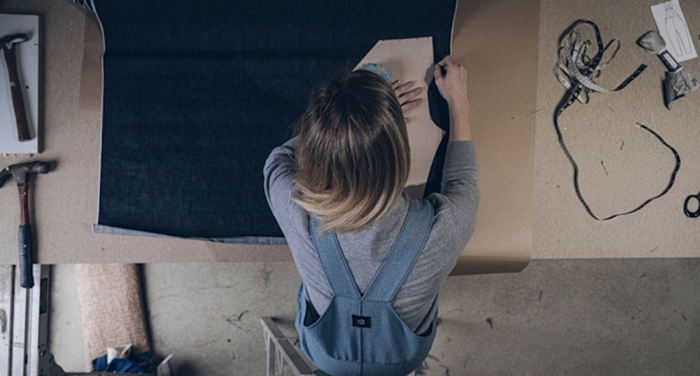 Over All 1516 launched on Kickstarter to produce sustainably made, unisex and size-inclusive overalls for adults and children.