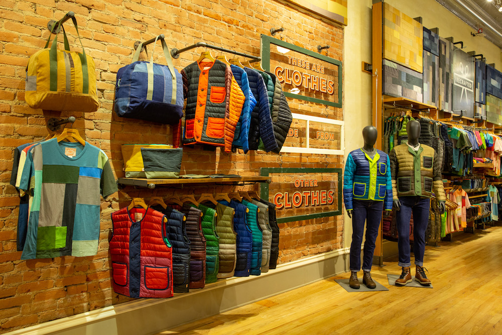 Patagonia's Worn Wear secondhand resale program will get the popup shop treatment in Colorado's outdoor mecca of Boulder this winter.