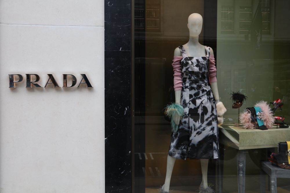 Prada Group's sustainability-linked loan means the luxury firm needs to have LEED-certified stores and use eco-smart regenerated nylon.
