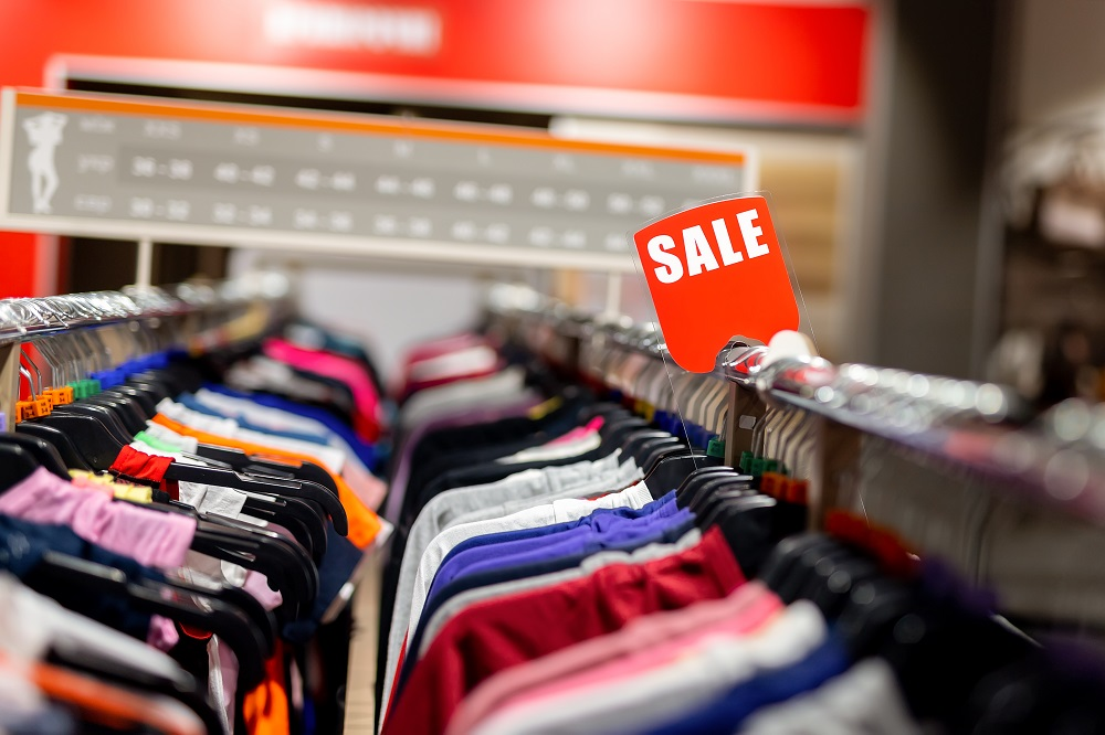 Retail apparel prices fell a seasonally adjusted 1.8 percent in October compared to the previous month, with declines across categories.
