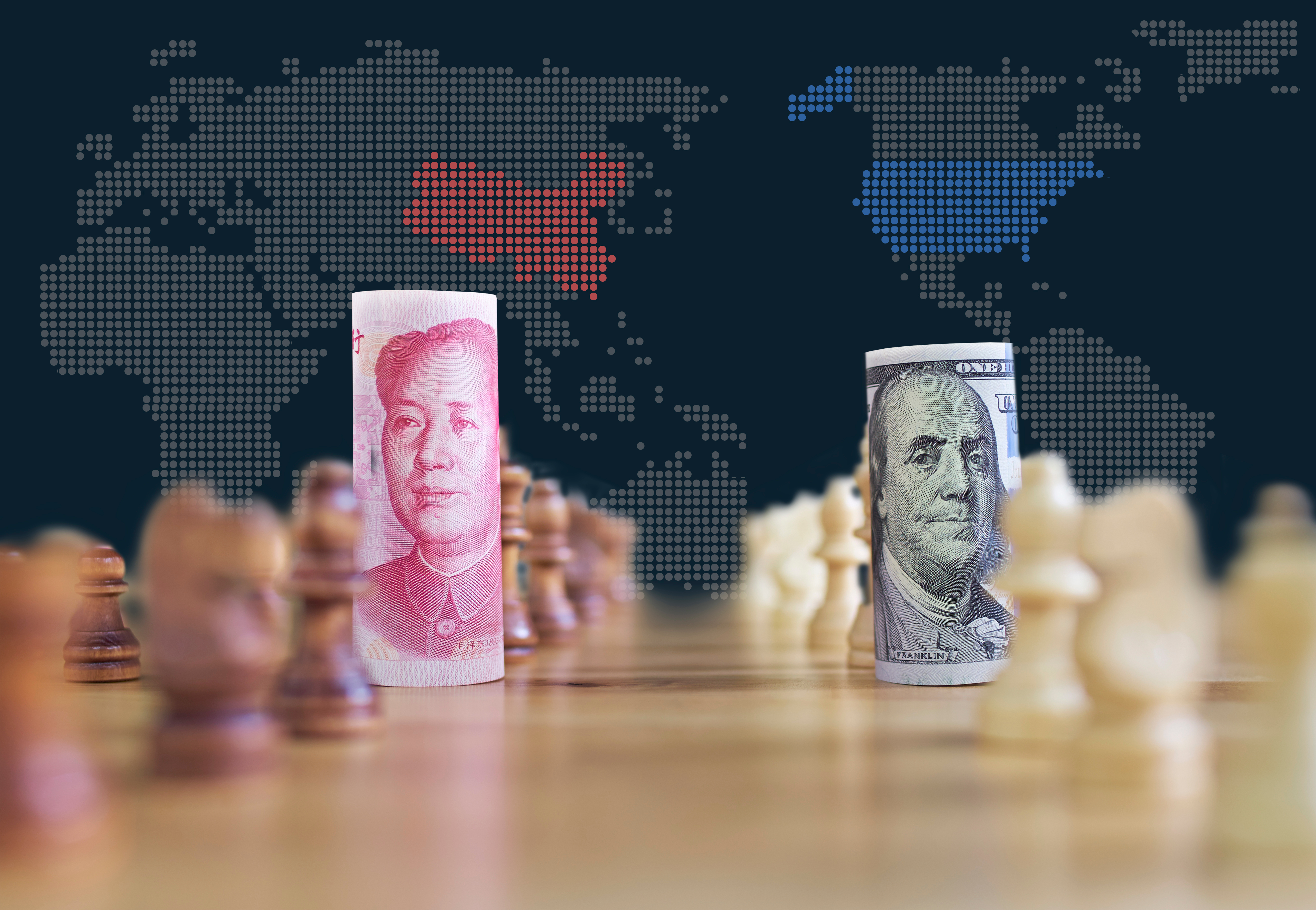 The tariff-fueled U.S.-China trade war could restructure supply chains for the long term, according to Mitsubishi UFJ Financial Group.