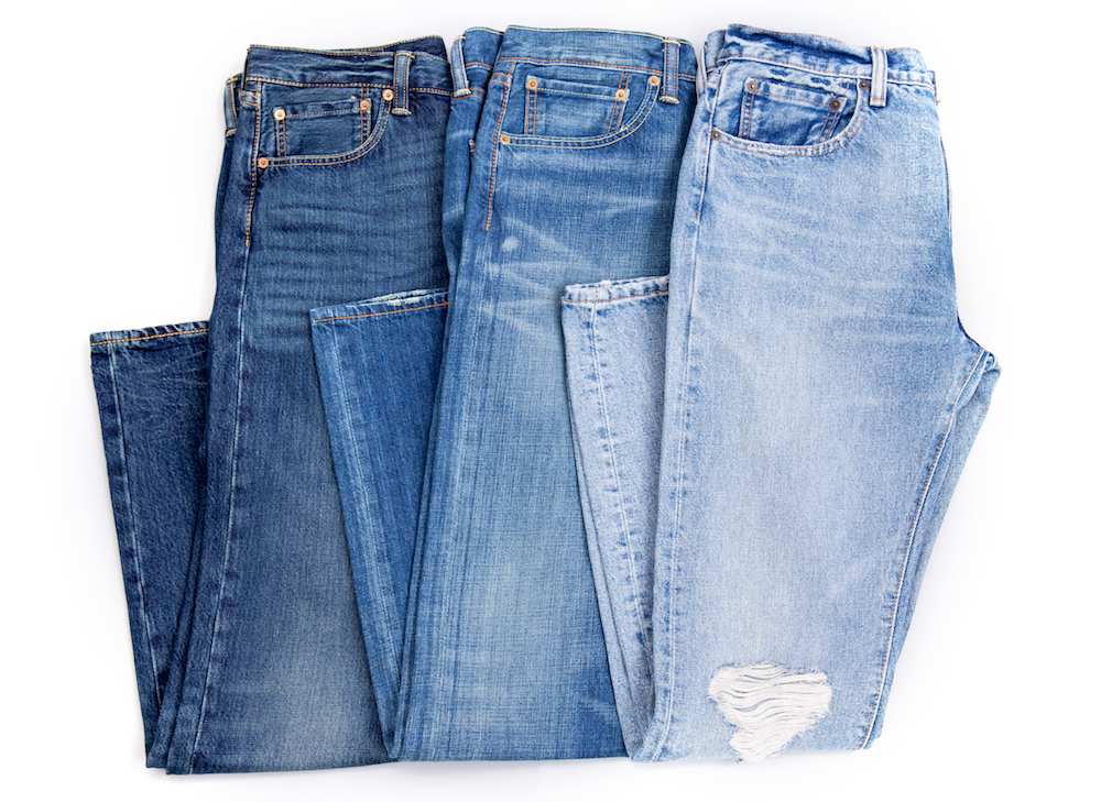 Non-profit Delivering Good shares how denim brands can create sustainable and philanthropic messages by donating their excess inventory.