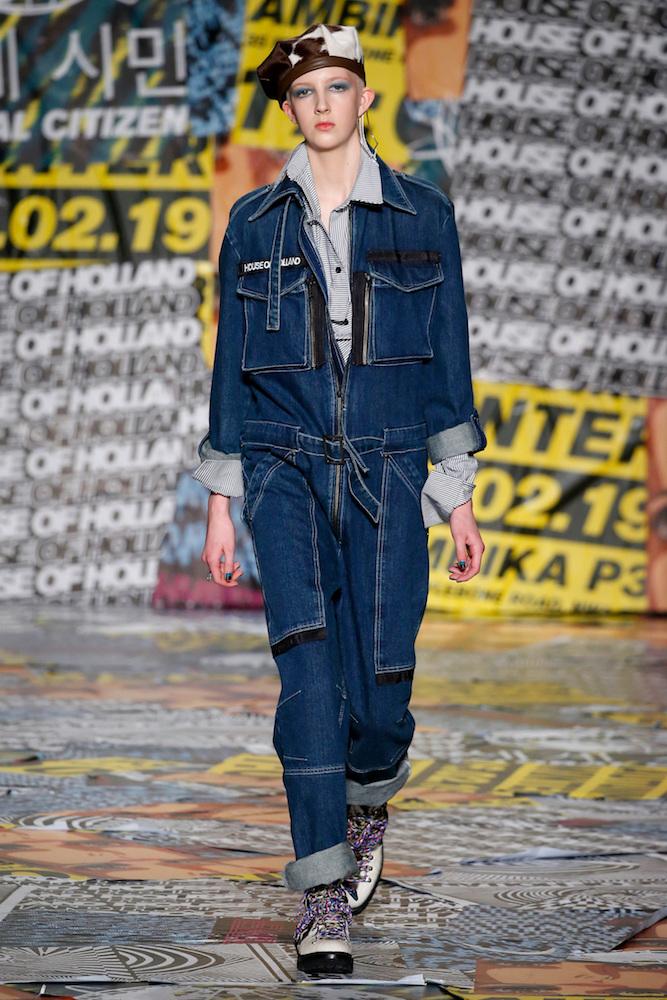 Fashion was in survivalist mode in 2019.