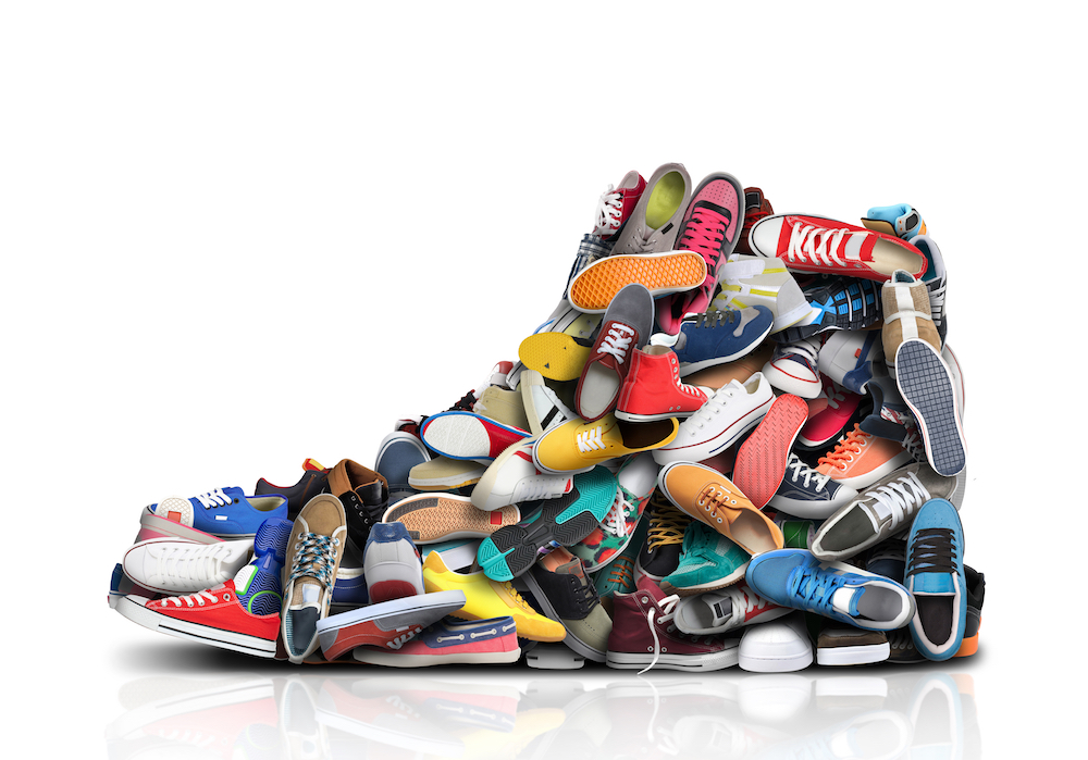 Sourcing Journal takes a look at the most important stories in sneaker resale, collaborations and sustainability--including a look at just how popular sneakers really are.