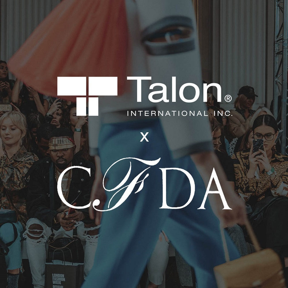 Talon Touts Inclusion in New CFDA Supply Chain Initiative