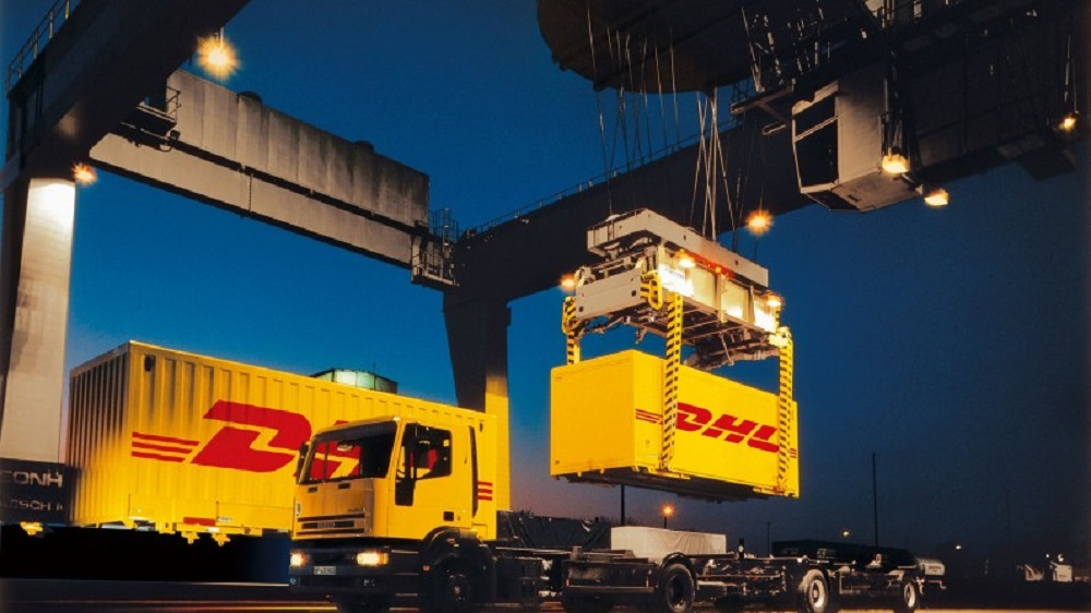 World trade is expected to contract in the coming months, the DHL Global Trade Barometer said, brought down in by the U.S.-China trade war.