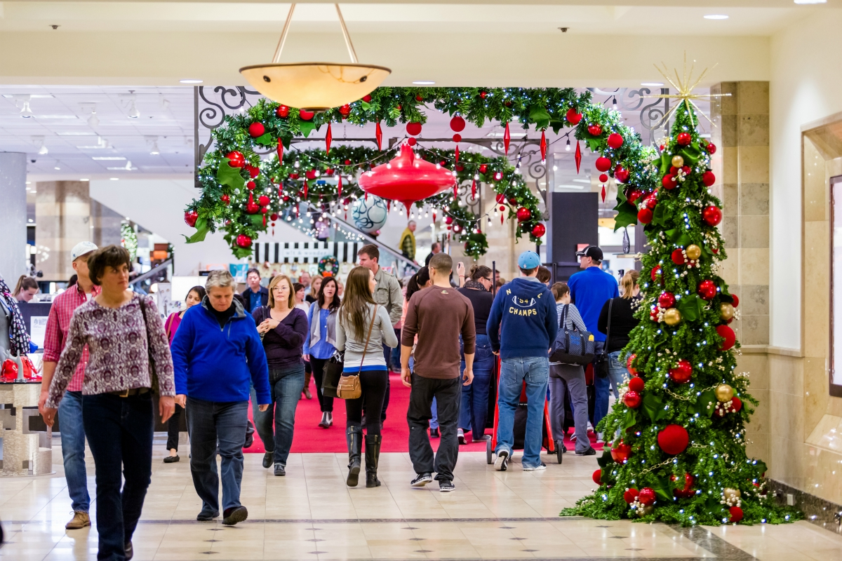 U.S. retail sales came in lower than expected for November, but observers still believe that a happy holiday selling season is in the works.