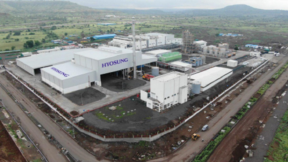 Hyosung Corp. has opened its first creora spandex plant in India, expanding its capacity in what it sees as a vital growth market.