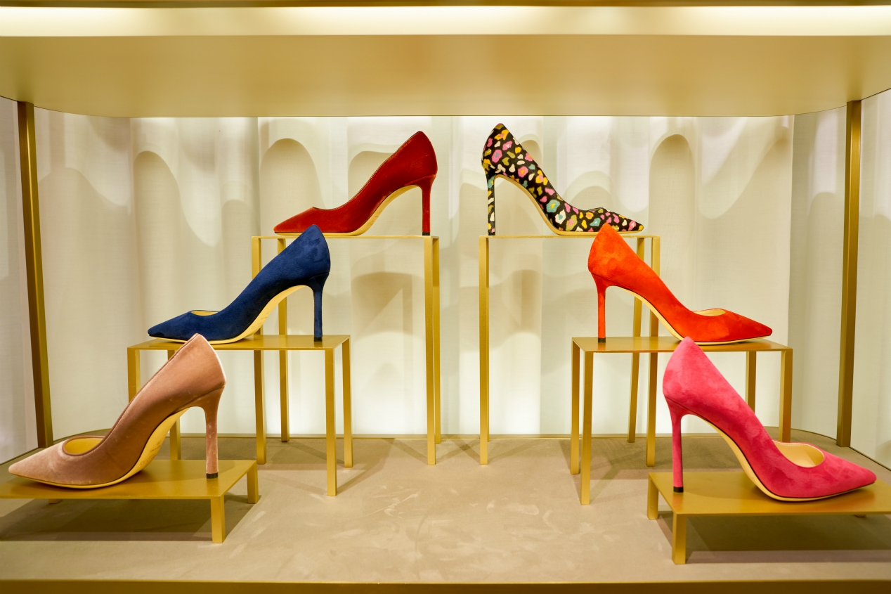 Capri Holdings is set to acquire the Alberto Gozzi S.r.L. footwear factory in Tuscany, which will produce Jimmy Choo and Versace shoes.