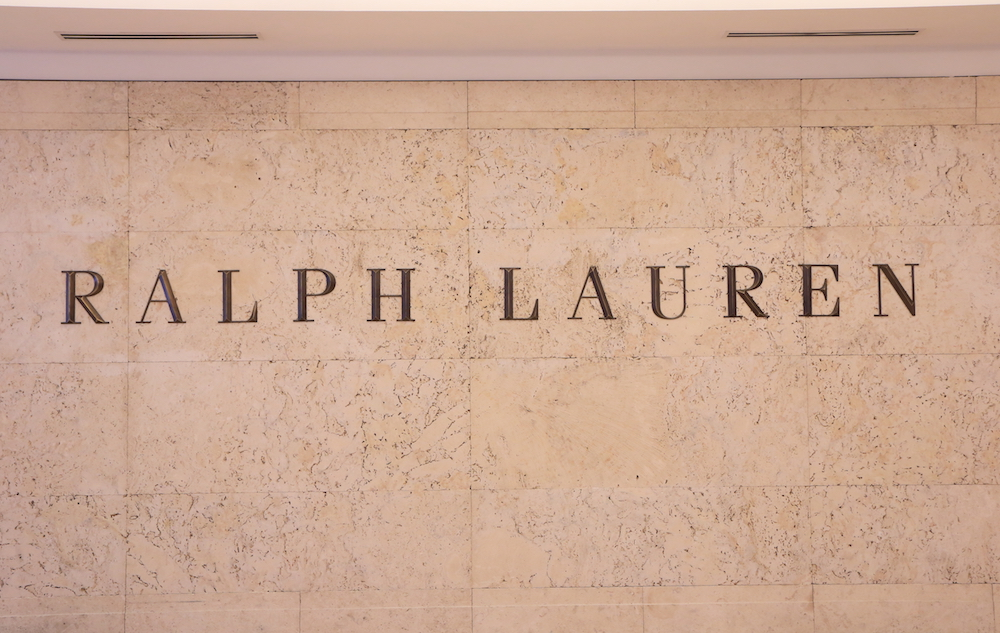 Ralph Lauren Corp. joined RE100 and has pledged to meet new sustainability goals, including achieving 100 percent renewable energy by 2025.