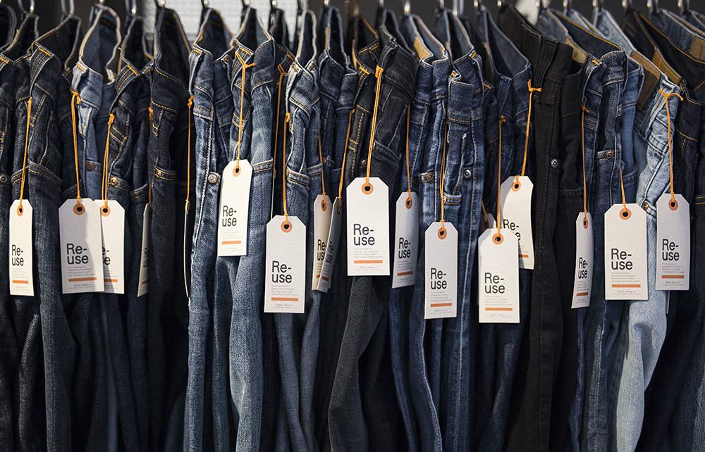 How the growing resale and rental markets may be big opportunities for the denim industry, from both retail and sustainability perspectives.