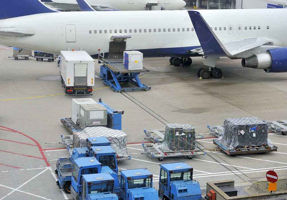 Marking a weak start to air cargo's peak season, global air freight demand fell 3.5 percent in October versus a year earlier, IATA said.