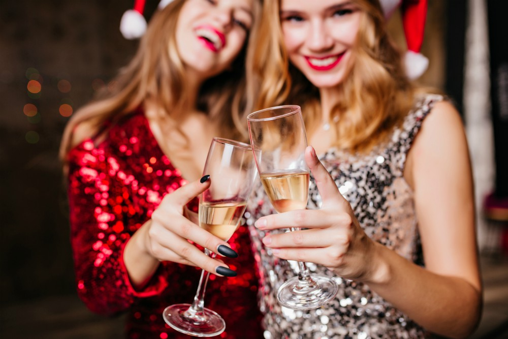 Holiday shoppers showed surges in searches for clothing, toys and liquor in 2018.