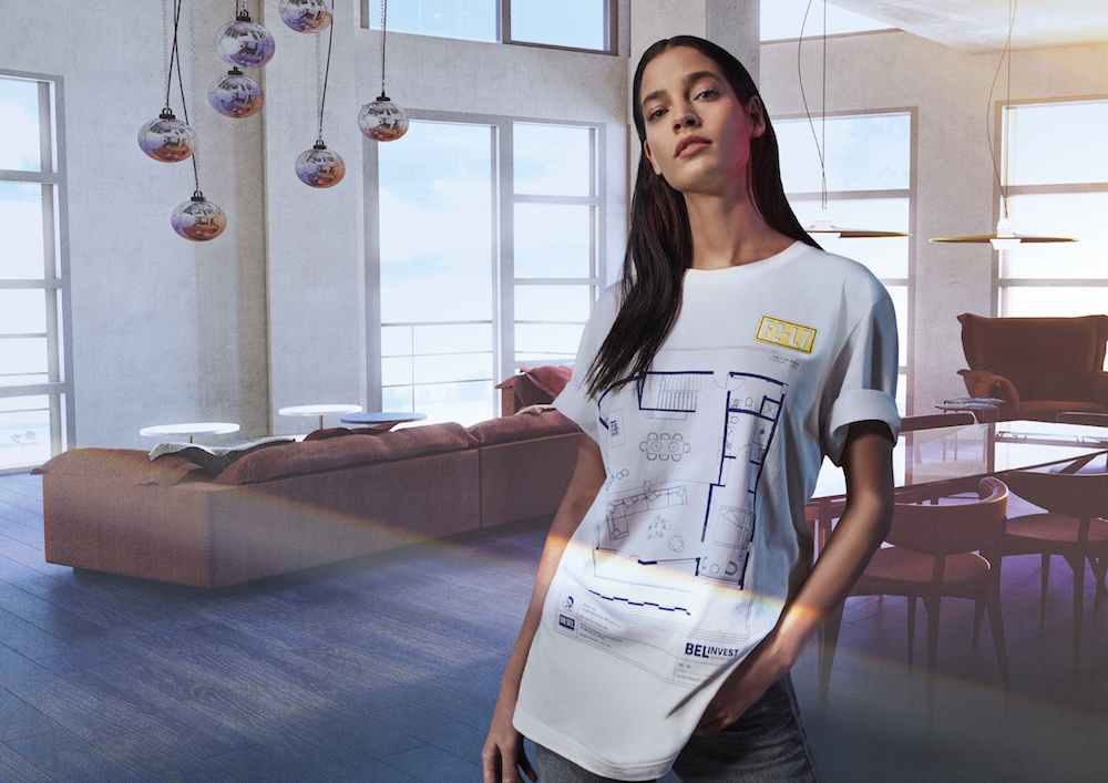 Diesel unveiled the pricey condos of real estate development Diesel Wynwood and launched a line of T-shirts to promote the new venture.