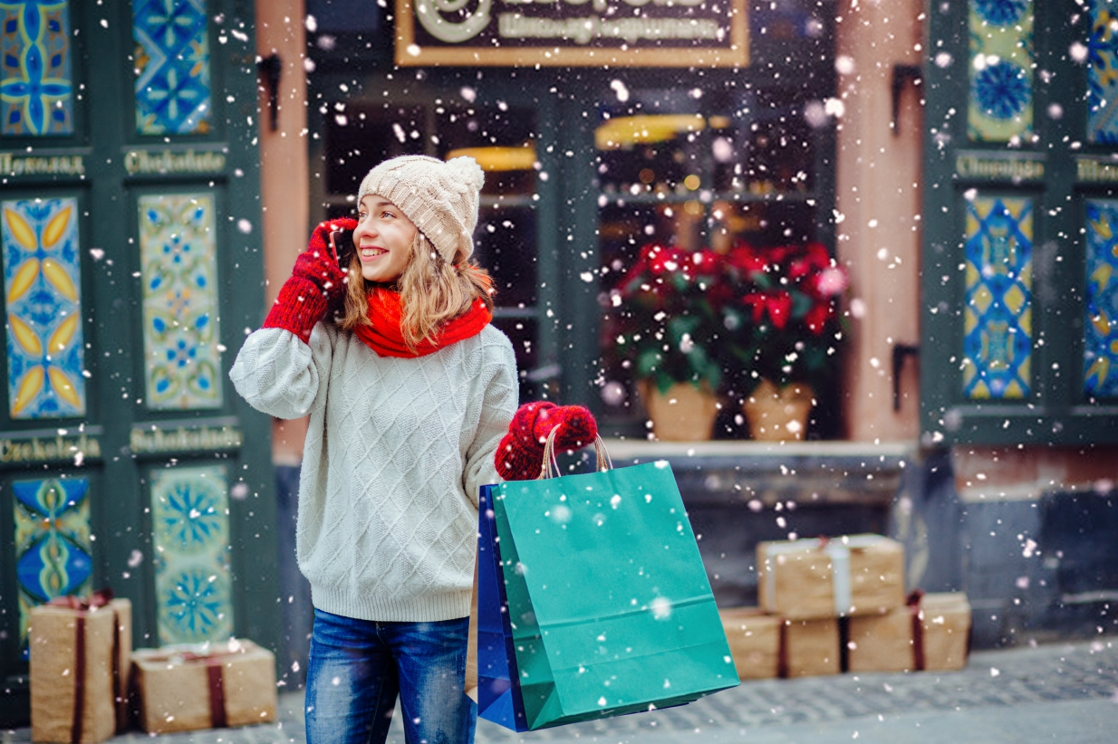 A strong jobs report and fairly high consumer sentiment are both expected to fuel consumer spending over the holiday selling season.