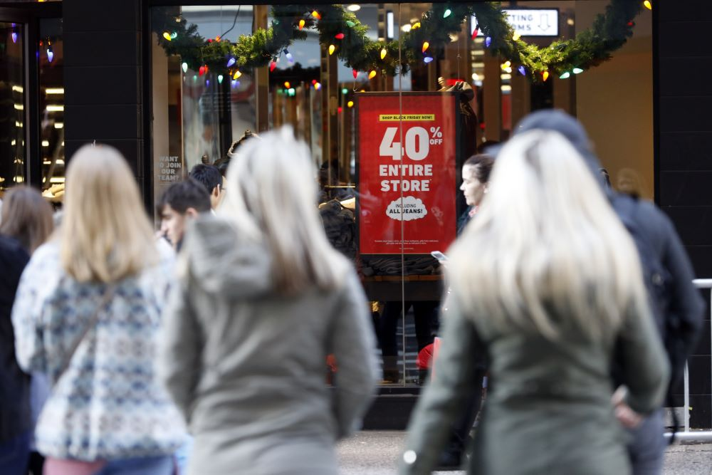 Holiday promotions could spell trouble for margins as the selling season progresses, especially if the retailers roll out deeper price cuts.