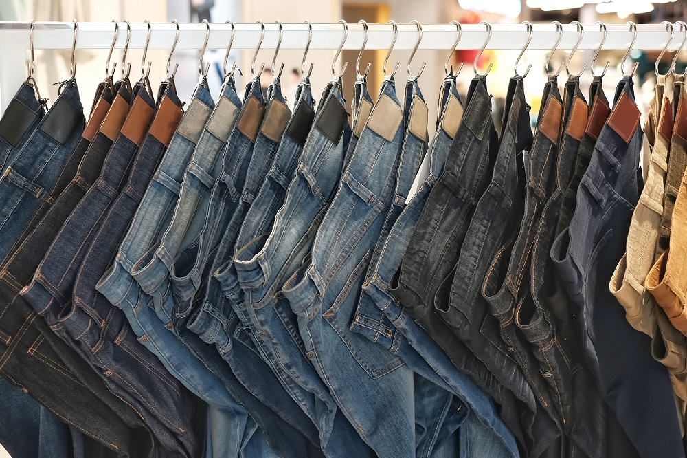 The tariffs on U.S. apparel imports from China keep taking a bigger toll on the country's role as a denim supplier though others gained.