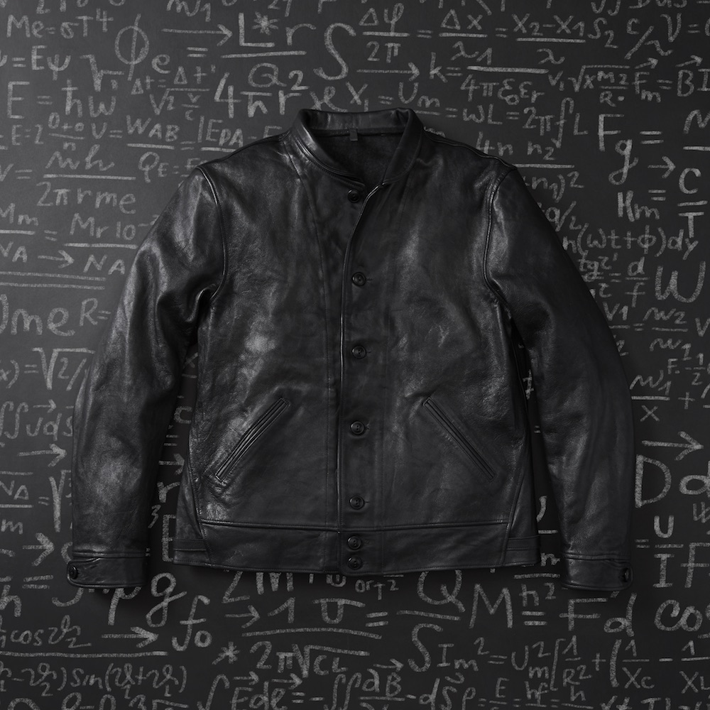 Levi's dropped a limited-edition set of its 1930s Menlo Cossack Jacket famously worn by immigrant, science legend and icon Albert Einstein.