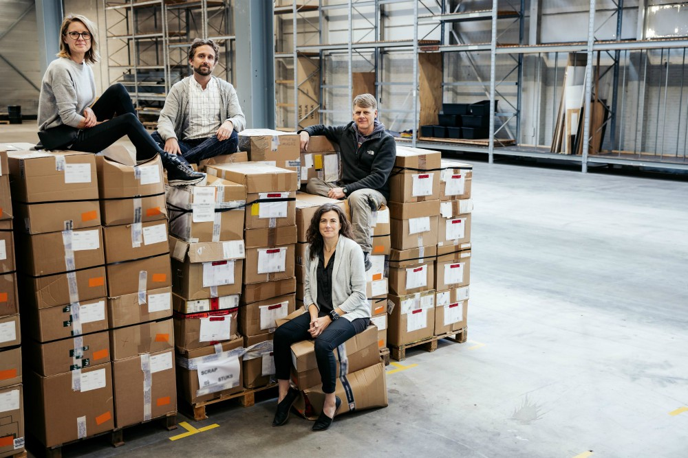 With $5.5 million funding, Oregon's The Renewal Workshop has opened an Amsterdam headquarters, looking to service European apparel brands.