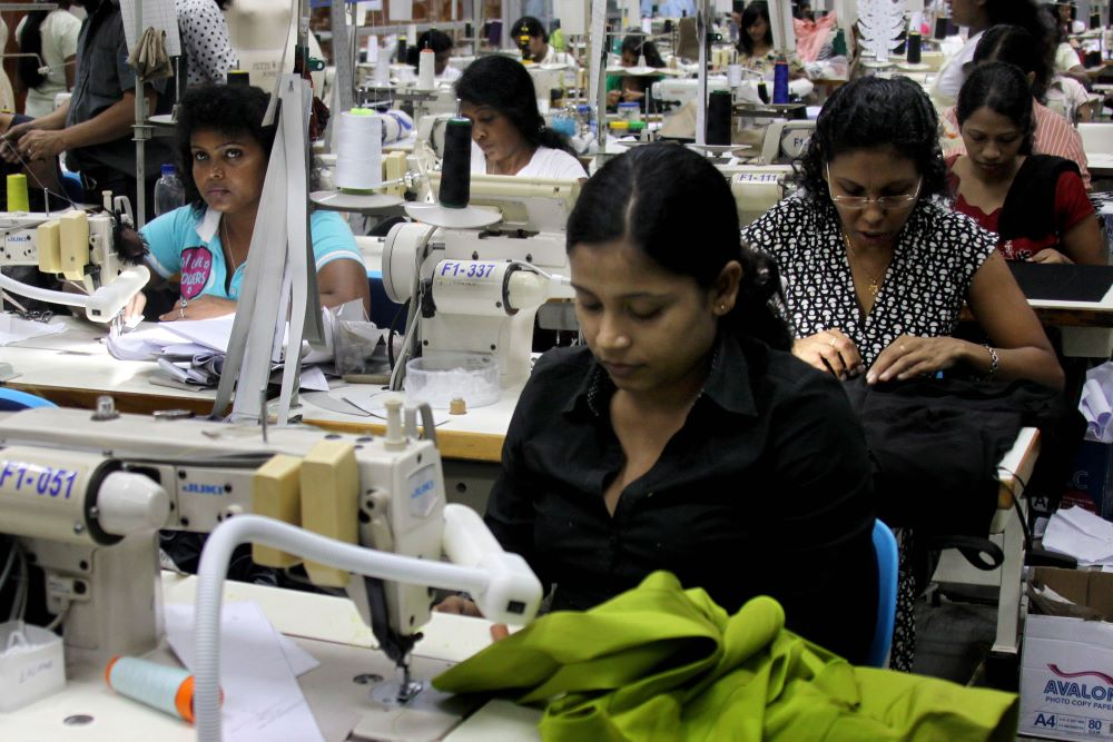 HSBC and International Union for Conservation of Nature are working together to create a more sustainable apparel sector in Sri Lanka.