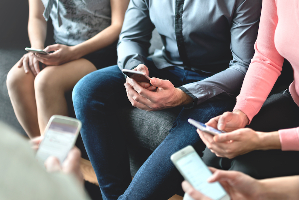 A survey by business-to-consumer communications specialist Avochato finds that 63 percent of U.S. adults would switch to brands that text.