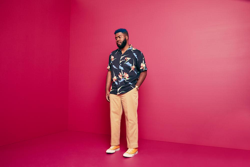 Levi's taps Khalid to update the classic chino for Gen Z.