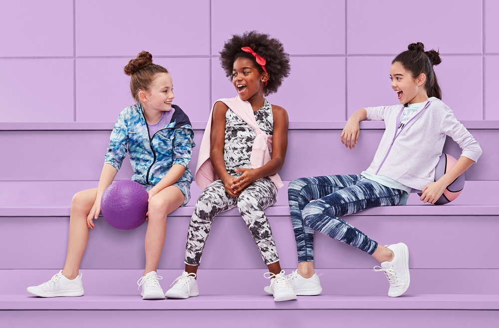 Target introduces All in Motion, an activewear and sporting goods owned-brand with premium performance attributes for men, women and kids.