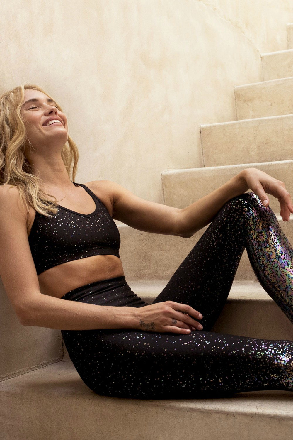 According to Lyst, shoppers are doubling down on their fitness resolutions in 2020 with increased active wear purchases.