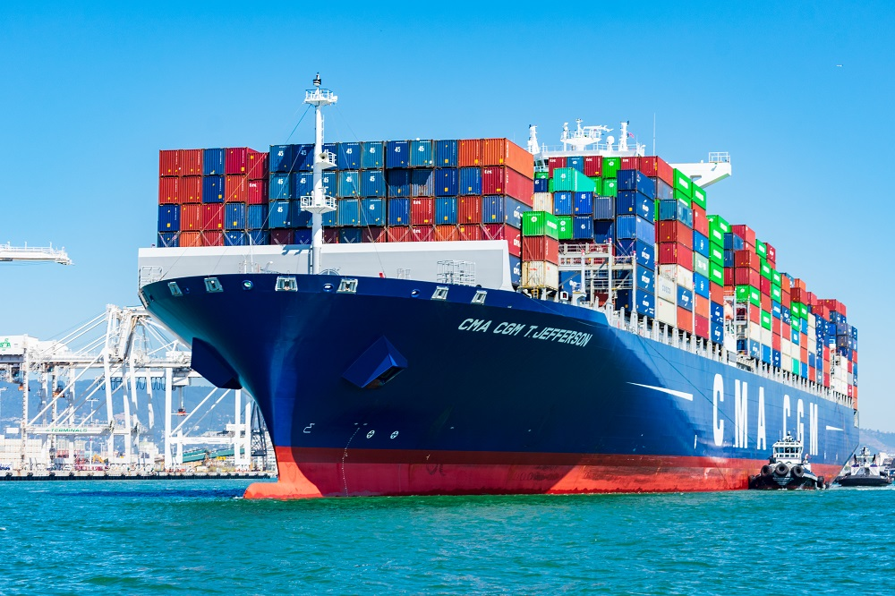 The CMA CGM Group signed an pact with container carriers Cosco Shipping, Evergreen and OOCL launching the Ocean Alliance Day 4 Product.
