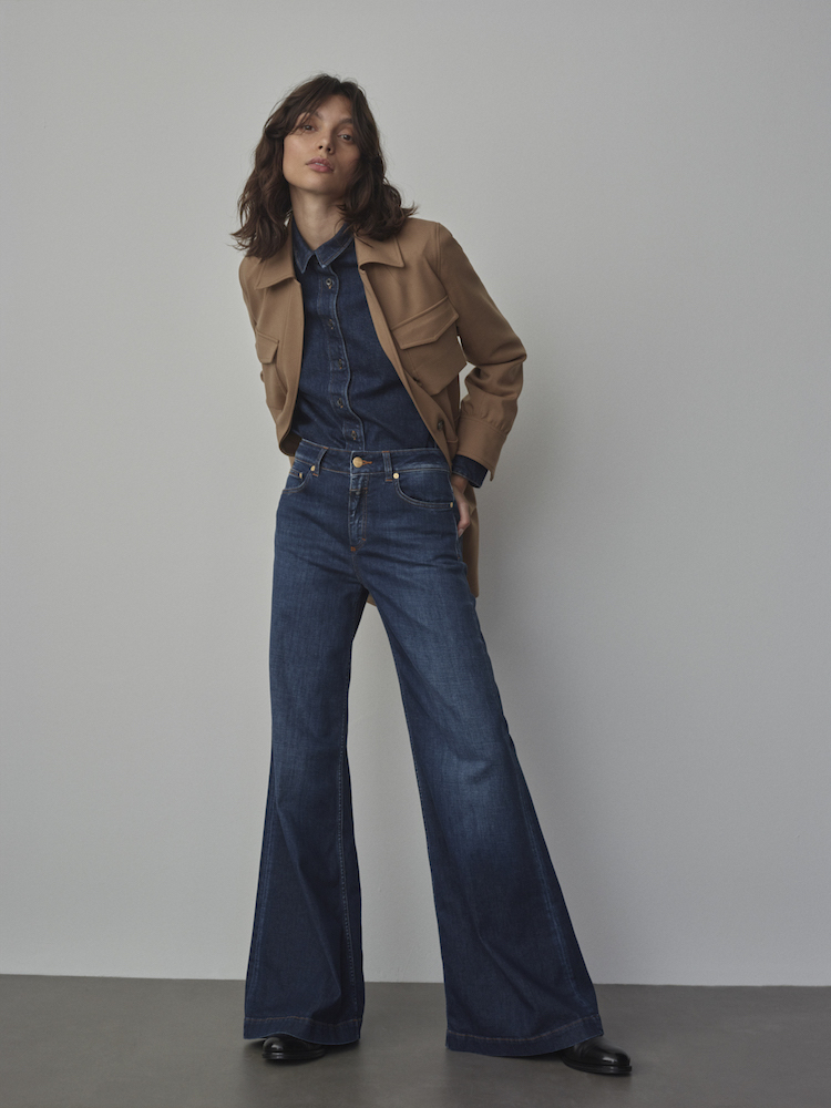 Premium denim brands like DL1961, Mavi and Closed will make a strong case for recycled cotton and recycled polyester at Coterie in NYC.