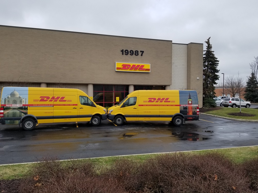 UPS and DHL are making major investments in their logistics networks to strengthen their material handling and delivery capabilities.