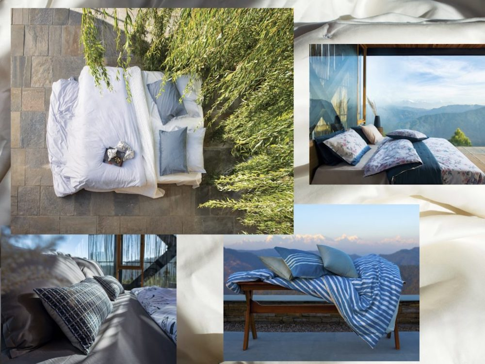 At Heimtextil, India's Himatsingka launched Himêya, a lifestyle home textiles brand based on care, consciousness and sustainability.