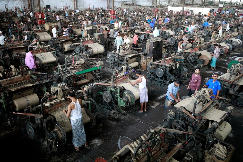 India's Labor Ministry drafted labor codes on wages, industrial relations, safety, and social security after a deadly fire killed 43.