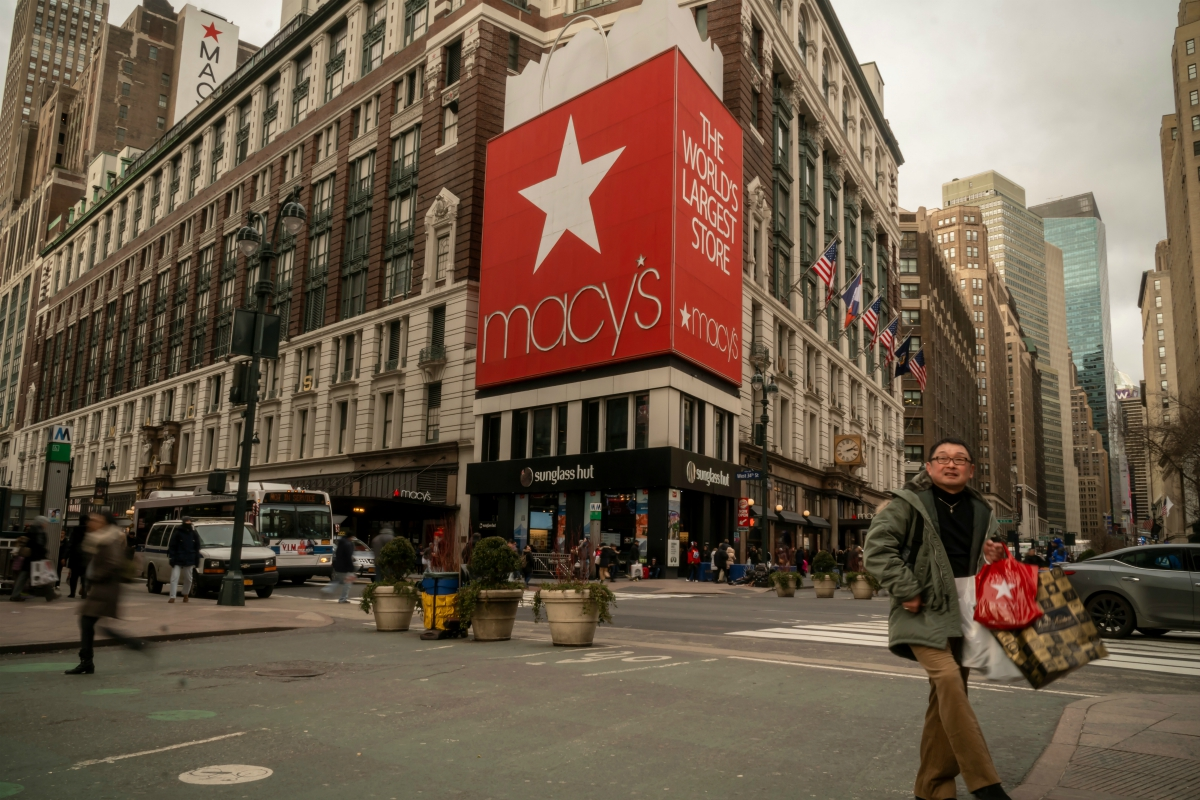 Macy's Inc. plans to close 28 stores and one Bloomingdale's location, the company said, announcing better-than-expected holiday results.