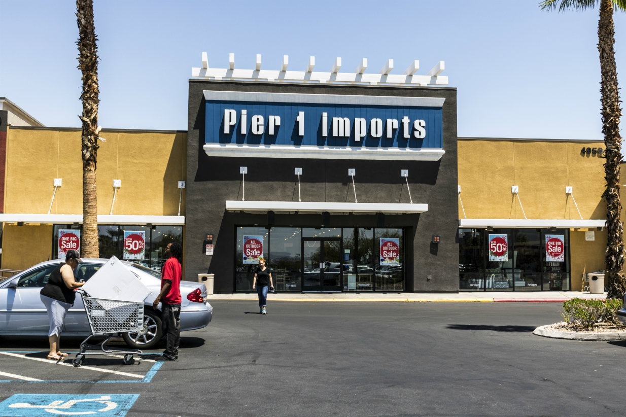 Pier 1 Imports was first to disclose store closures in 2020, and others will soon follow with their store rationalization plans.